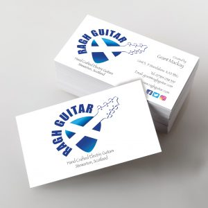 Premium Silk Double Sided Business cards