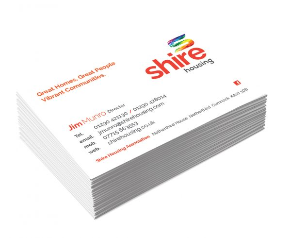 Shire Housing B Cards