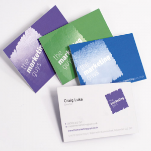 600gsm Uncoated Business Cards