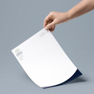 120gsm Corporate Letterhead